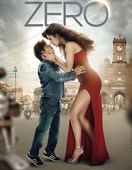 Zero Movie Review, Rating, Story, Cast and Crew