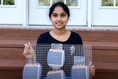 Indian Descent Teenager Invents Innovative Clean Energy Device
