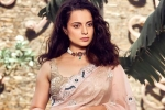 Kangana Ranaut tested positive for Coronavirus