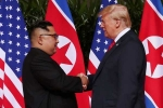 Historic Summit, Historic Summit, trump and kim conclude historic summit north korea denuclearization to start very quickly, Kim jong un